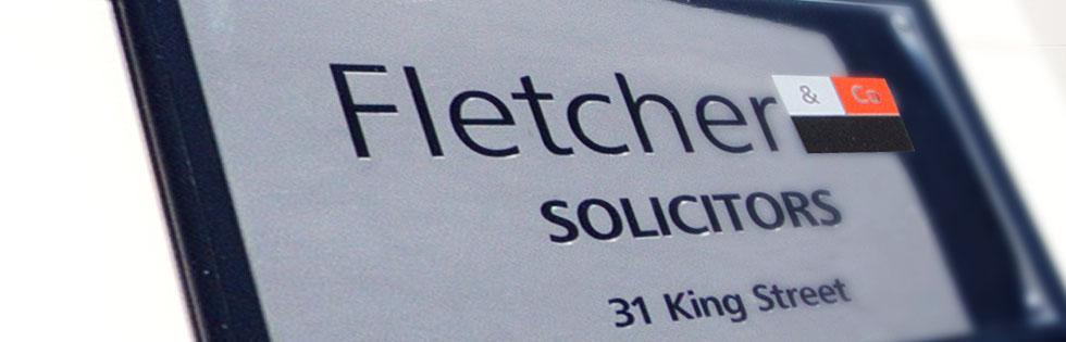 fletcher-sign